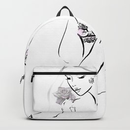Smell the Flowers Backpack