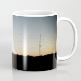 Interstate-5 II Coffee Mug