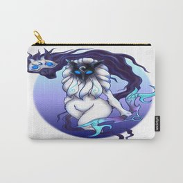 Lamb And Wolf Carry-All Pouch