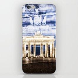 BERLIN Brandenburg Gate | In Detail iPhone Skin