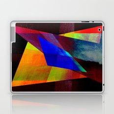design geometric in colors  Laptop & iPad Skin