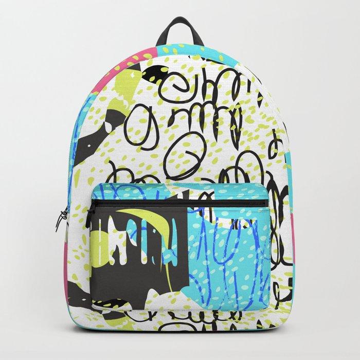 Mirror Room Backpack