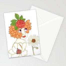 Spring Sprite Stationery Cards