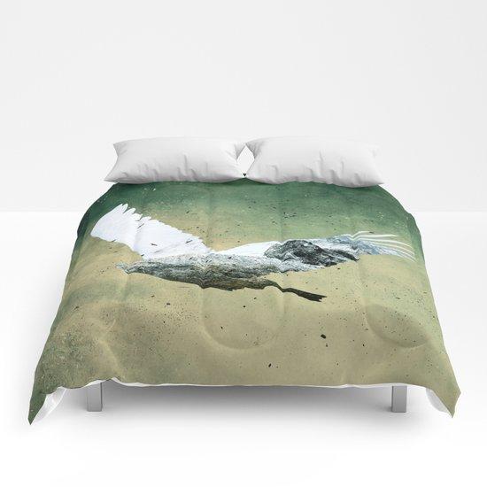 free bird Comforters