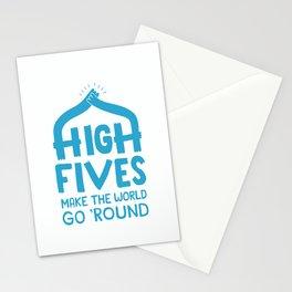 Hi-Fives Stationery Cards