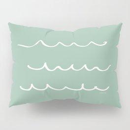 Water - Minimal FS - by Friztin Pillow Sham