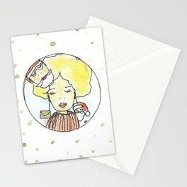 Babbo Natale pensaci tu! Stationery Cards