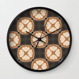 Coffee Kilt Wall Clock