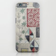 gestalt no. 1 iPhone 6s Slim Case
