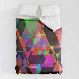 Decor Geometric triangles Comforters