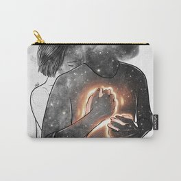 love till the end. Carry-All Pouch