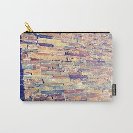 Waterfall Wall Version 1 Carry-All Pouch