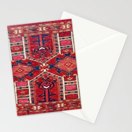 Burkett Saryk West Turkestan Jollar Stationery Cards