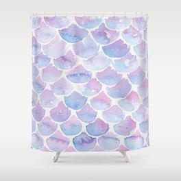 Mermaid Scales 03 Shower Curtain