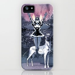 Nelvana iPhone Case