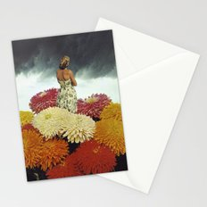 APRIL SHOWERS Stationery Cards