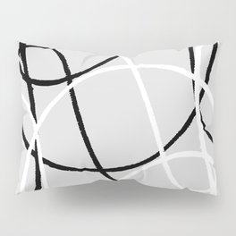 Laced up 1 Pillow Sham