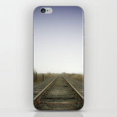 Stay on the path iPhone & iPod Skin