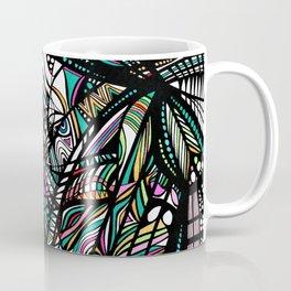 Transcend rainbow Coffee Mug