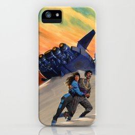 Marooned iPhone Case