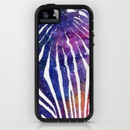 Galaxy Zebra iPhone Case