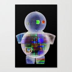 Espantapajaros Canvas Print