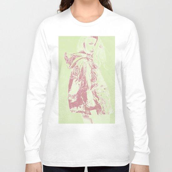Young girl Long Sleeve T-shirt
