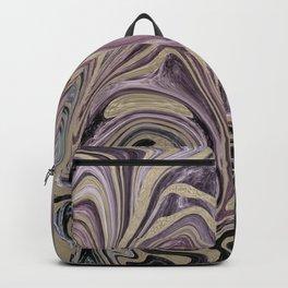Fluid Kiss #1 #abstract #decor #art #society6 Backpack