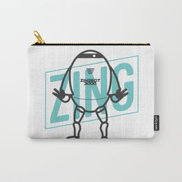 Big Brother Zingbot 3000 Tee Carry-All Pouch