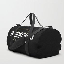 Blockchain Duffle Bag