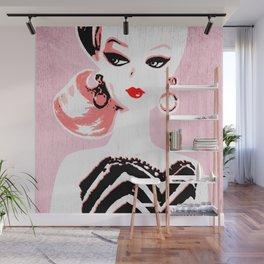 Classic Barbie Wall Mural