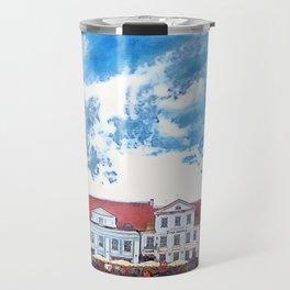 Tallinn art 7 #tallinn #city Travel Mug