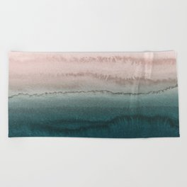 WITHIN THE TIDES - EARLY SUNRISE Beach Towel