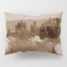 The Scenic Route Pillow Sham