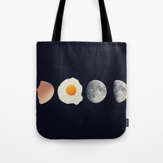 eggs phases Tote Bag