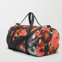 Cold Fall Duffle Bag