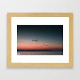 Iberian Dawn Framed Art Print