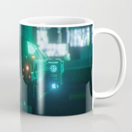 The Cycle - car 01 Coffee Mug