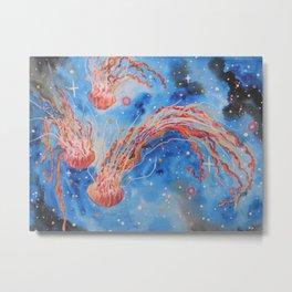 Space Jam Metal Print