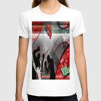 boxing T-shirts featuring Boxing by Robin Curtiss