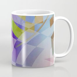 Multicolored abstract no. 68 Coffee Mug
