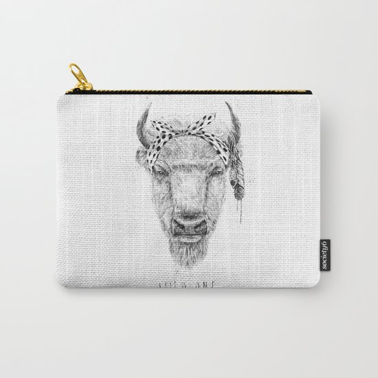 Wild one Carry-All Pouch