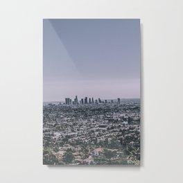 DTLA Metal Print