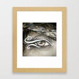 Eyes of the World Framed Art Print