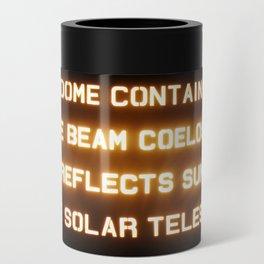 Triple Beam Coelostat Can Cooler