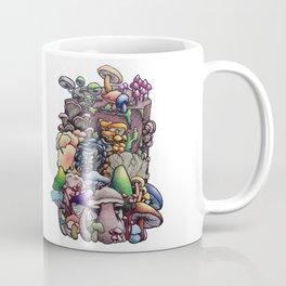 Mushroom Stump Coffee Mug