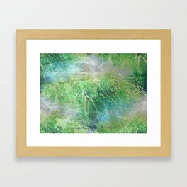 Nature's Miracles Abstract Framed Art Print