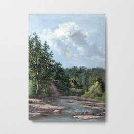 Allen Smith Landscape near Painesville Metal Print