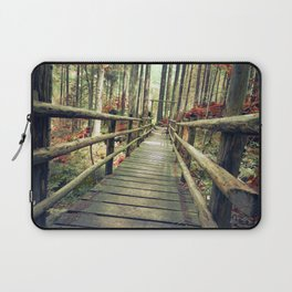 Love, bridge. Laptop Sleeve