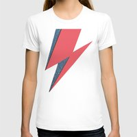 lightning T-shirts featuring Lightning by Stag Nacht